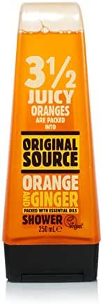 Original Source Orange & Ginger Shower Gel 250ml