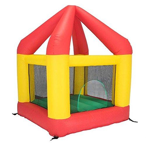 Bazoongi 6.25 ' X 6 ' Bounce House w / Open屋根 B017O6EF5S