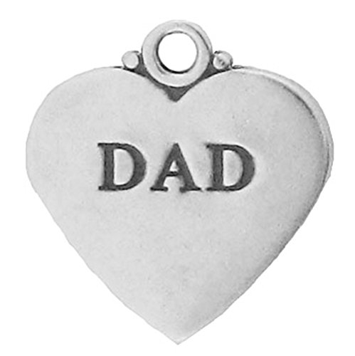 925 Sterling Silver Affirmation Hearts Family