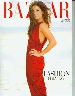 (HARPER'S BAZAAR Magazine June 2009 (Hearst magazine, Sandra Bullock on cover,))
