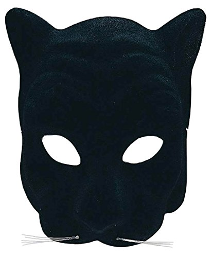 Rubie's Costume Co Panther Mask Costume (Panther Costume Kids)
