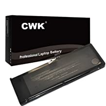 "CWK™ New Replacement Laptop Notebook Battery for A1382 Apple Macbook Pro 15"" Inch I7 I7 Unibody Mc723g/a MacBook Pro 15"" A1382 MC721 MC723 MB985 A1286 Apple 020-7134-A 661-5211 661-5476 661-5844"