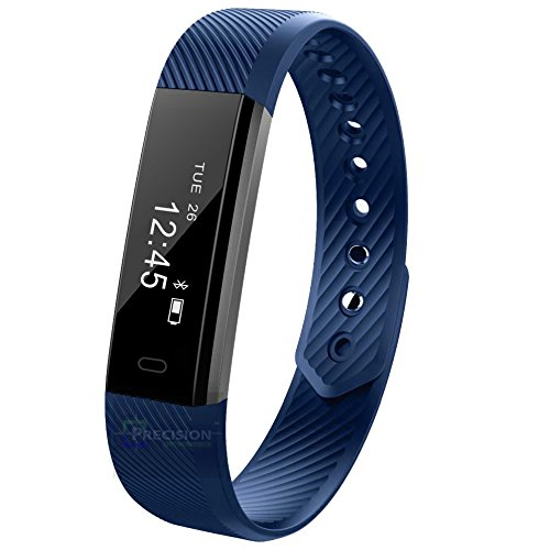 Fitness Tracker – Precision Orthomedics ® Activity Tracker Watch – Touch Screen Sports Watch – Smart Fitness Bracelet…