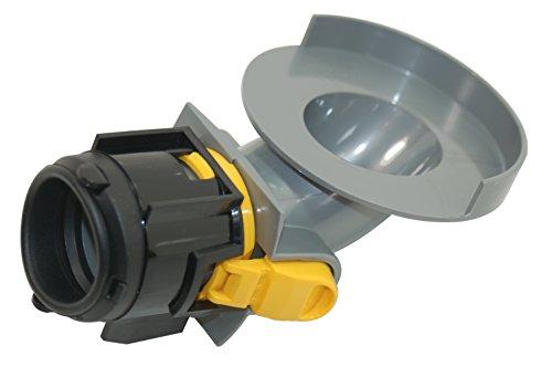 Genuine Dyson DC07 Yellow Valve Pipe Assembly - Rear Wheel Dyson