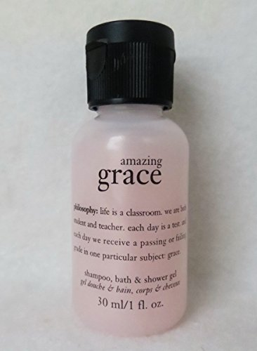 Philosophy Amazing Grace, Purity, Miracle Worker 5-piece Face and Body Care Travel Sized Gift Set