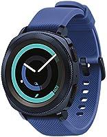 Tracfone Samsung Galaxy S7 4G LTE Smartphone, Black with Samsung Gear Sport Smartwatch (Bluetooth), Blue, SM-R600NZBAXAR, 1500 Minutes, 1500 Text, ...