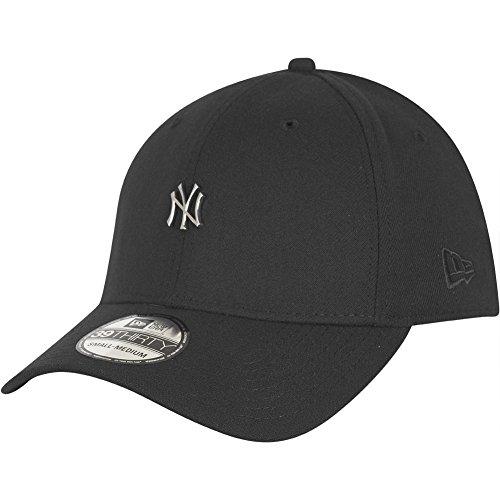 New Era 39Thirty Stretch Cap - MINI New York Yankees noir