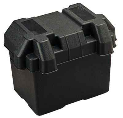Sea Dog 415024 Vented Battery Box with Strap, Series 24