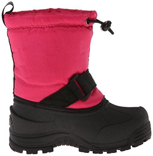 Echo Bay Frosty Girls' Weather Boot Purple