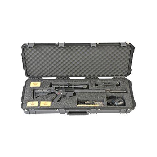 SKB Corp. 3I-Series Single Rifle Case, (Series Single Rifle Case)