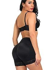 Butt Spons Pads Enhancer Control Knickers Hipster Bil Slips, Body Shaper Panty Gewatteerde Pad Butt Lifter Booty Hip Enhancer Lifter Slipje