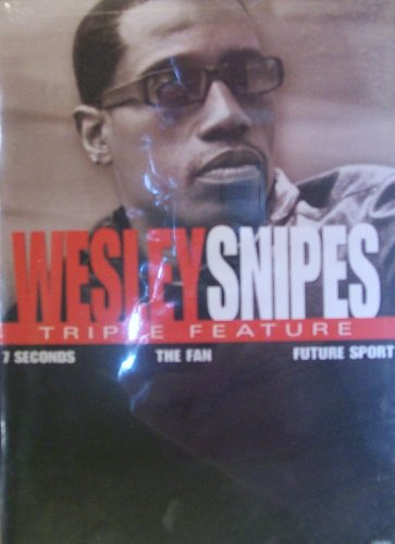 Wesley Snipes Triple Feature Seconds product image