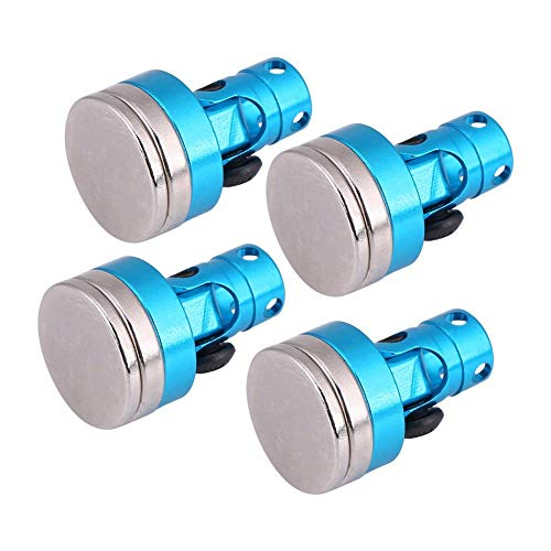 Dilwe 4Pcs RC Magnetic Stealth, Metal Magnetic Stealth, used for sale  Delivered anywhere in USA