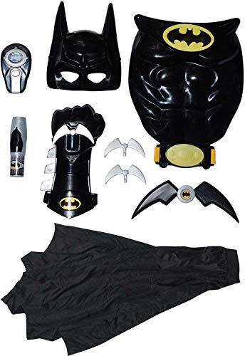 Conjunto Batman Liga da Justiça Rosita Preta Pequeno
