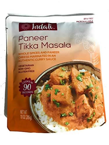 - Indali Paneer Tikka Masala Vegetarian Gluten Free 6 Pouches 10 oz.