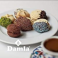 Kekse Gebäckmischung Gebäck Kuru Pasta Frisch Cookies Box Plätzchen Hausgemacht (M - 500g)