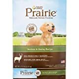 Nature's Variety Prairie Venison and Barley Recipe Dry Dog Food, 27-Pound Bag, My Pet Supplies