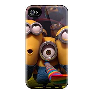 Iphone 4/4s ZWA5804jBLo Provide Private Custom High-definition Cartoon Movie 2014 Pictures Anti-Scratch Hard Cell-phone Case -PhilHolmes
