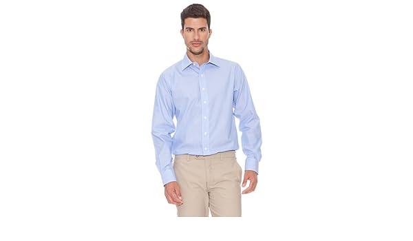 Rushmore Camisa Altair Azul 39: Amazon.es: Ropa y accesorios