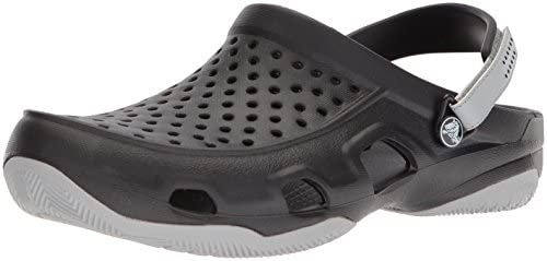 Crocs Men's Swiftwater Deck Clog M Mule