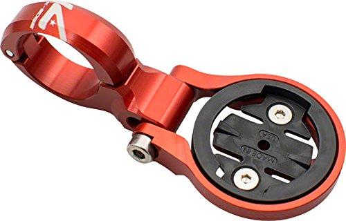 K-Edge Sport TT Handlebar Computer Mount for Garmin Red, 22.2mm
