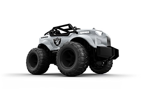 Officially Licensed NFL Remote Control  Monster Truck    Oakland Raiders