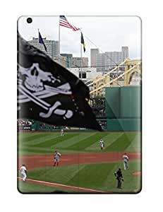 Queenie Shane Bright's Shop pittsburgh pirates MLB Sports & Colleges best iPad Air cases