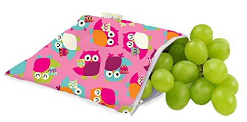 itzy-ritzy-snack-happens-reusable-snack-and-everything-bag-pink-owls-regular