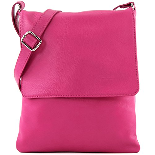 Bolso Italy Made Pink cruzados para mujer TB5nwFHqz
