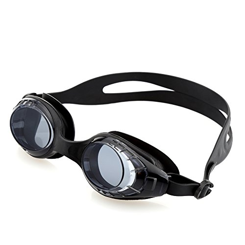 Gdealer Swim Goggles Swimming Goggles Swim Glasses with 100% U.V. Protection, Anti-shatter, Anti-fog for Women and Men - Professional Goggles for Indoor and Open Water Swimming Perfect for Adults, Kids, and Youth