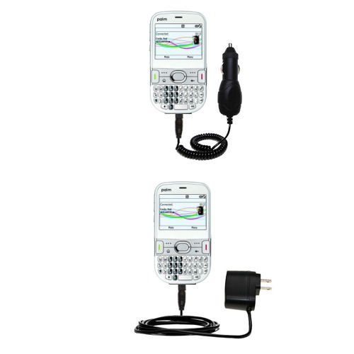 Essential Gomadic AC /DC Charge Accessory Bundle for the Palm Treo 500 500v. Kit includes the Gomadic Home and Car Chargers at a Money Saving Price. Based on TipExchange Technology
