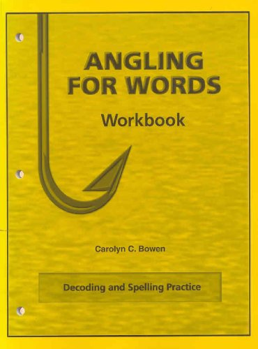 Angling for Words (Study Workbook)