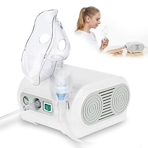 MAYLUCK Portable Compressor Nebulizer
