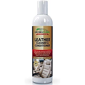 Amazon.com: TriNova Leather Cleaner for Couch, Car Interior, Bags ...