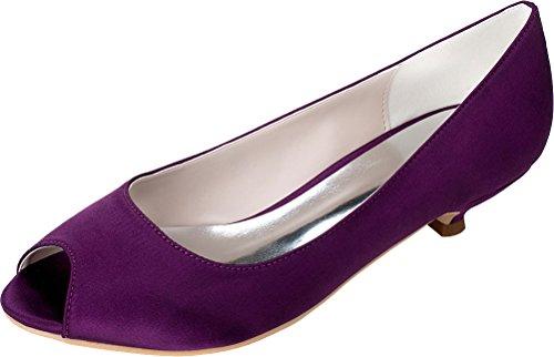 Find 5 Violet Femme Bout Ouvert Violet EU 36 Nice Sw7FSqg