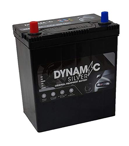 Dynamic 055DS Car Battery: