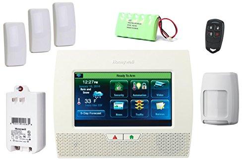 Honeywell Lynx Touch L7000 Wireless Security Alarm Slim Line Kit
