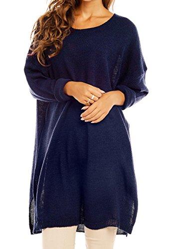 Fashion - Jerséi - para mujer azul marino