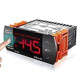 Origin Elitech E1000 110V 10V Digital Temperature Controller Centigrade Thermostat w Sensor