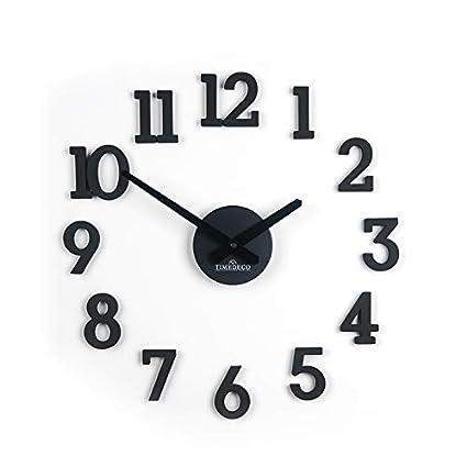 TIMEDECO Decorative DIY Interior Livingroom Wall Clock 1