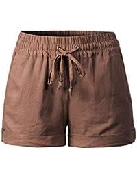 Amazon.com: Shorts - Tallas Grandes: Ropa, Zapatos y Joyería ...