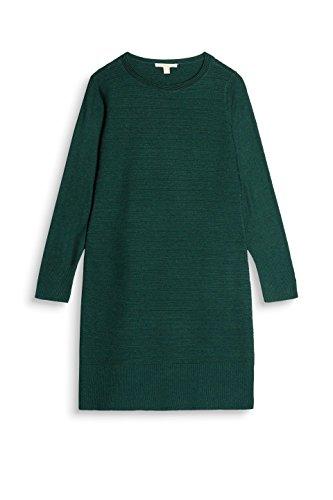 5 ESPRIT Grün Kleid Damen Green Bottle 389 TrZXrwq