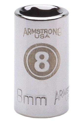 6 Pt Armstrong Standard Socket - 8