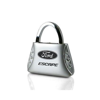 Ford Escape brillantes Monedero Forma llavero: Amazon.es ...