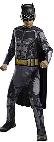 Rubie's Costume Boys Justice League Tactical Batman Costume, Small, Multicolor]()