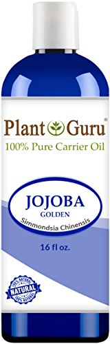 Jojoba Oil 16 oz. Cold Pressed 100% Pure Natural Carrier - S