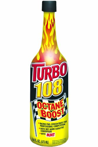 Blue Magic NA30 Turbo 108 Octane Boost - 16 oz.