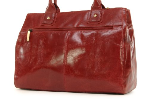 Collection Red Kensington Handbags Totes Catwalk Womens fxnvWd6