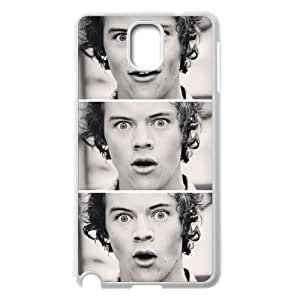 D-PAFD Customized Print Harry Styles Hard Skin Case Compatible For Samsung Galaxy Note 3 N9000