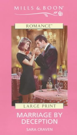 book cover of Marriage by Deception